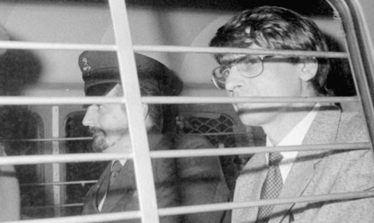 Death of Serial Killer Dennis Nilsen ...